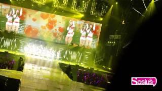 Sosius Fancam101017 Girls #39; Generation  The 1st Asia T 8