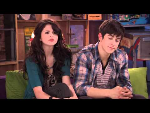 Selena Gomez & David Henrie Interview about Wizards of Waverly Place: The Movie
