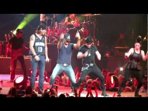 Luke Bryan, Florida/Georgia Line, Thompson Square- One More Night & Locked out of Heaven Covers