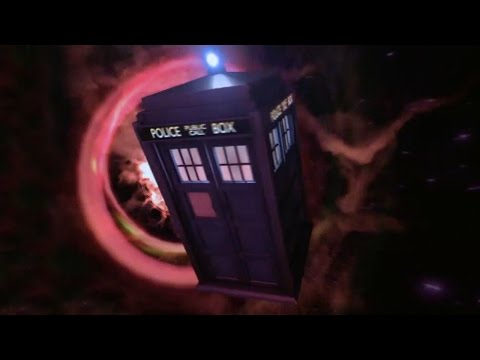 Tenth Doctor Titles | Doctor Who | BBC