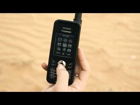 How to use your Thuraya XT Satellite Phone - International Satellite Services