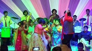03 Krunal Wedding Garba Sagar Patel Live