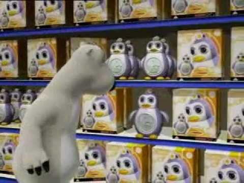 Bernard Bear - Supermercado