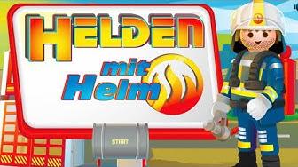 Playmobil FEUERWEHR Online Spiel | BRENNENDES HAUS LÖSCHEN | Spiel mit mir Apps + Games