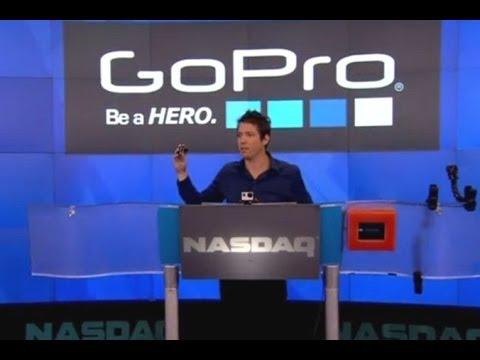 Производитель камер GoPro успешно дебютировал на нью-йоркской бирже (новости)