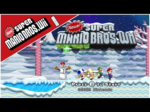 Newer: Holiday Special (2011) | New Super Mario Bros. Wii Hack