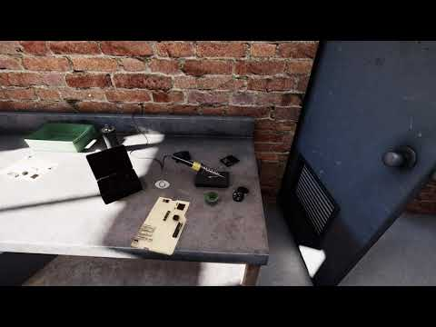 The Signifier Gameplay (PC Game) |