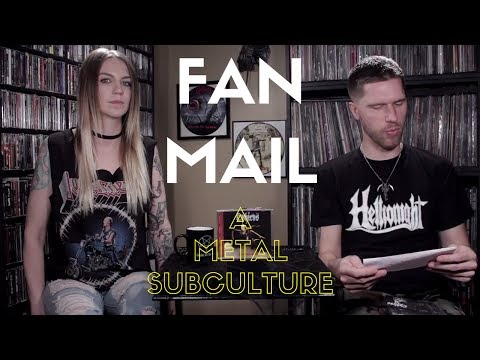 Fan Mail - A Metal Subculture