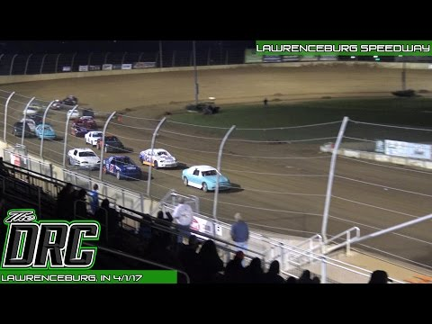 Lawrenceburg Speedway | 4.1.17 | Bessler's U Pull & Save Hornets | Feature