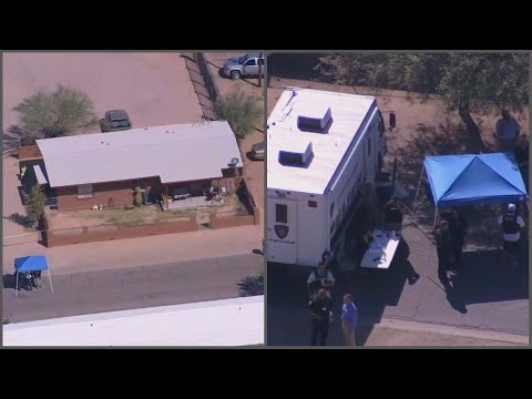 Casa Grande PD investigating after 4 people found dead