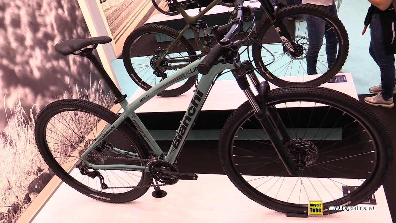 9f5f0b29c 2017 Bianchi Kuma 29 Mountain Bike - Walkaround - 2016 Eurobike ...
