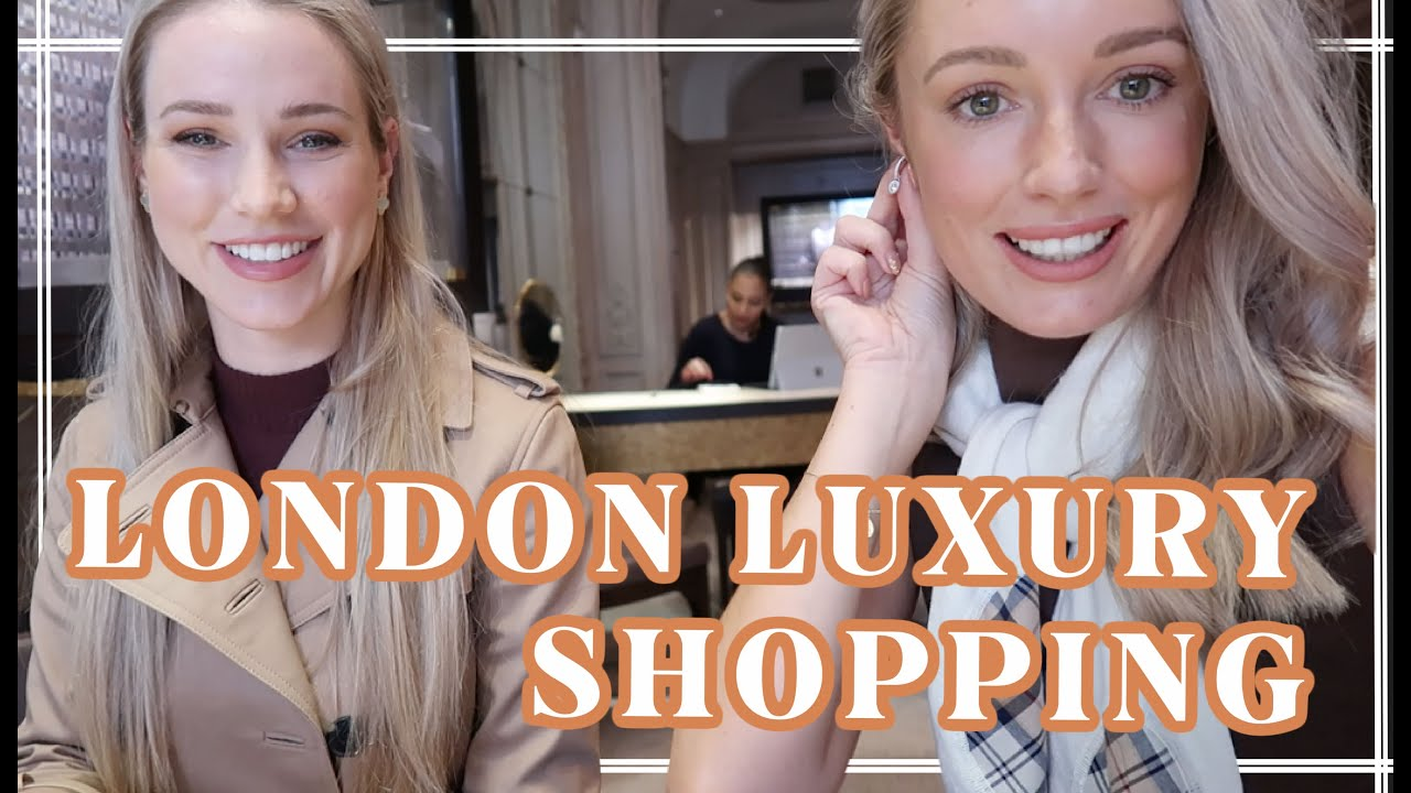 Download LUXURY SHOPPING FOR MY 30TH IN LONDON & Pumpkin Recipes! // Fashion Mumblr Vlogs