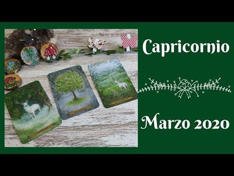 Capricornio - Marzo 2020 - Tarot Anika