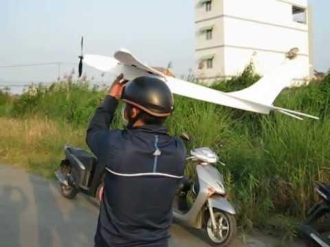 Máy Bay Mô Hình RC Airplane CanTho Team