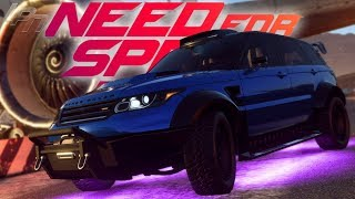 Range Rover Sport SVR Tuning!! -  NEED FOR SPEED PAYBACK | Lets Play NFS