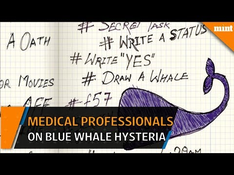 Mumbai's medical professionals on Blue Whale Challenge