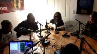 "Five Years Dead performing ""Without You"" on The RAWTALKLIVE Show (www.rawtalklive.com) 5/28/14"