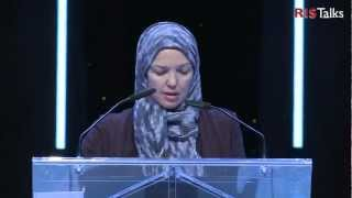 "RISTalks: Dr. Ingrid Mattson - ""Living the Ten Commandments with Purpose"" - RIS Canada 2010"
