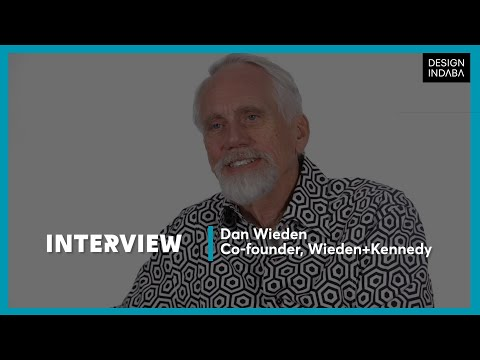Dan Wieden (Part 1): We started by ignoring the rules of advertising