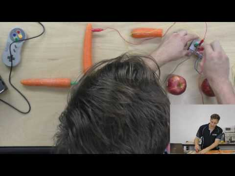 Makey Makey Game Controller Project for RetroPie