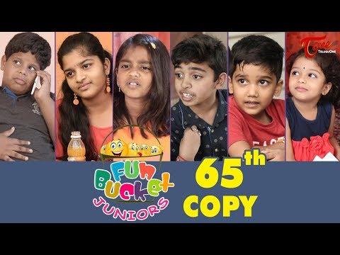 Fun Bucket JUNIORS  Episode 65  Kids Funny s  Comedy Web Series   Sai Teja  TeluguOne