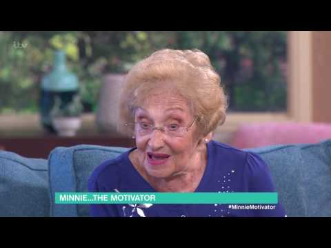 Britain's Oldest Fitness Instructor | This Morning
