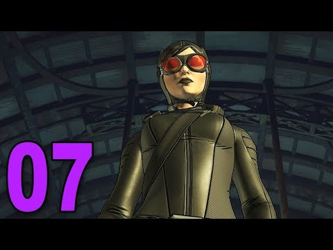 Batman: The Enemy Within - Part 7 - My Boo is Back 😍