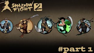 Shadow Fight 2 Shadow Vs Young Boys Part 1