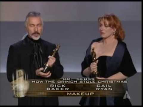 """How the Grinch Stole Christmas"" winning the Oscar® for Makeup"