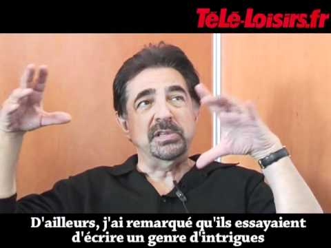 Joe Mantegna (Esprits Criminels) : Interview