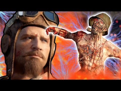 GOROD KROVI & MOB OF THE DEAD CONNECTIONS! Zombies Red Eyes Theory! Black Ops 3 Zombies Storyline
