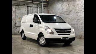 Хендай iloadбыл 2011 ТКВ-V Білий 5 ступінчаста механічна Ван #49950