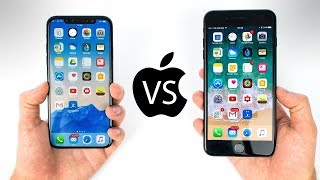 IPHONE X VS IPONE 8 PLUSE WHICH IS BETTER??