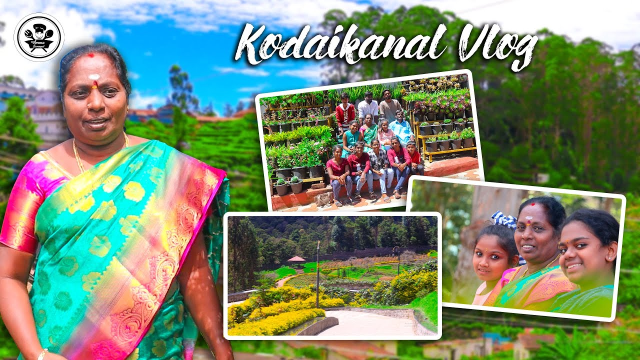 Download I Enjoyed a Lot This Time😍❄|ROSE GARDEN & VIEW POINT VLOG|@Amma samayal