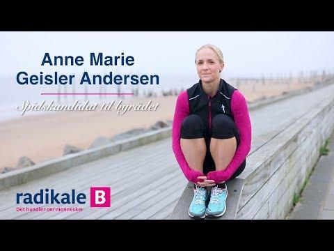 Anne Marie Geisler Andersen - Radikale Venstres spidskandidat til Esbjerg byråd