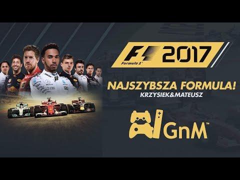NAJSZYBSZA FORMUŁA - F1 2017 - RECENZJA
