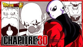 LE SECRET DE JIREN ! ANALYSE DRAGON BALL SUPER CHAPITRE 30 - DBREVIEW