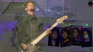 Metallica - One - with original bass of Jason Newsted enhanced