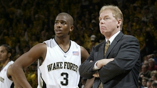 207615a1d8e Chris Paul Shares Memories Of Former Wake Forest Coach Skip Prosser
