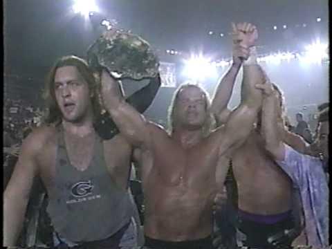 Lex Luger vs. Hollywood Hogan - Part 2/2 (HQ) thumbnail