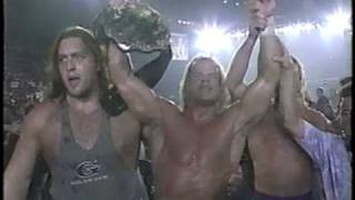 Lex Luger vs. Hollywood Hogan - Part 2/2 (HQ)