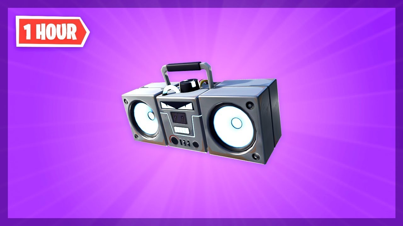 Image result for fortnite boombox
