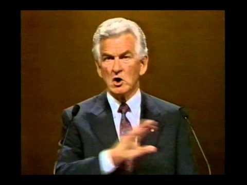 1990 Federal Election: Bob Hawke Policy Speech