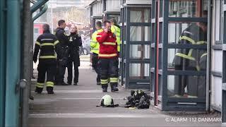 17.11.2019 - Mand død i brand