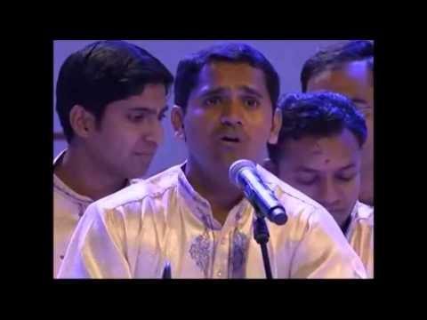 Qawwali - Tere Darbar... Sai Students in Bombay