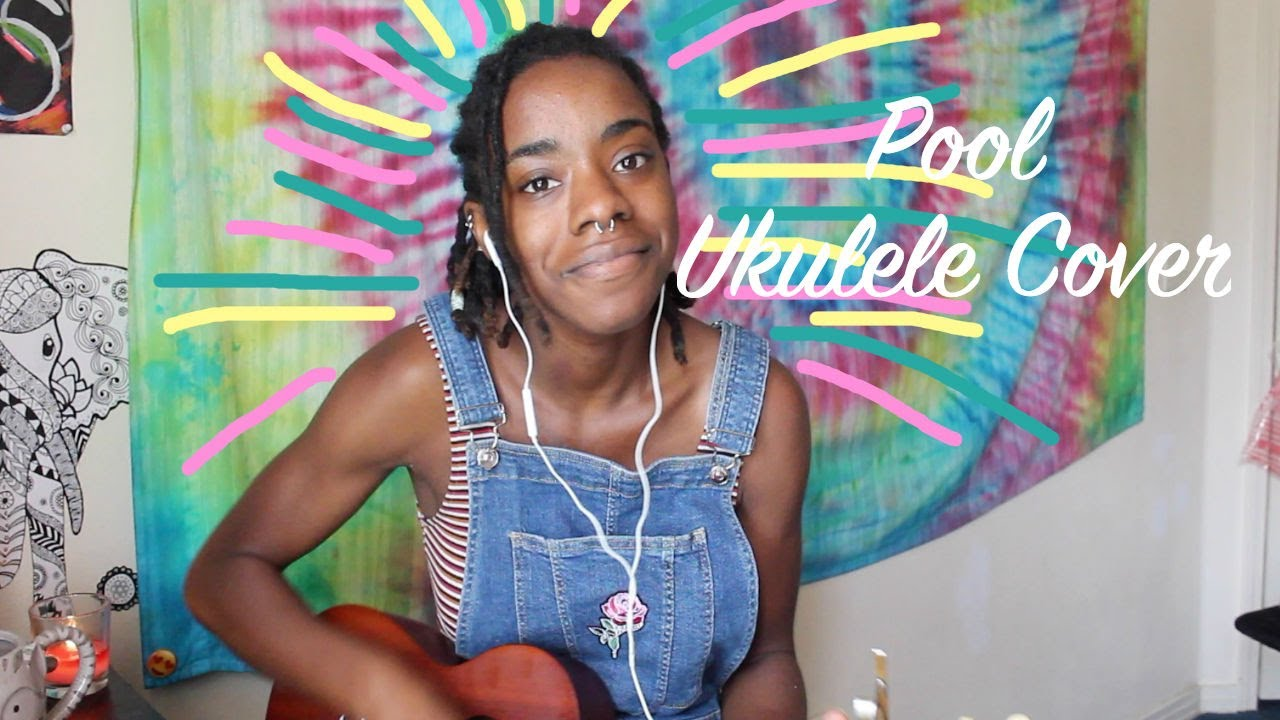 Pool by Paramore (ukulele cover)