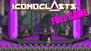 Iconoclasts - Full Game Walkthrough Longplay (No Commentary)