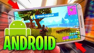 Fortnite Mobile - Download