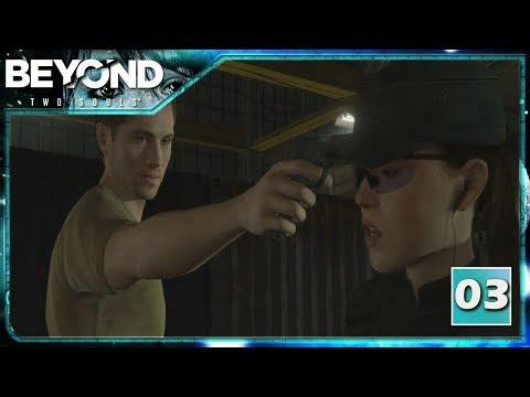 ¡ENTRENANDO PARA SER UN AGENTE! (#3) | BEYOND TWO SOULS [PS3]