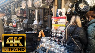 Ankara Sobacılar Çarşısı (Ankara heaters bazaar) 4K Ultra HD